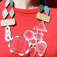 A6 Collective - What's Up? - Jewellery design competition winner