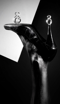Alicia Rosslet, Gesture jewellery collection