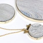 Sample Series necklaces by rENs