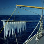 Measuring the depth of plastic pollution