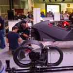 Strati 3D Printed Car assembly