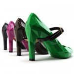 Lo Res shoe by United Nude