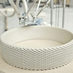 3D printed ceramics in production